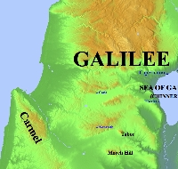 Accordance Maps- The Galilee