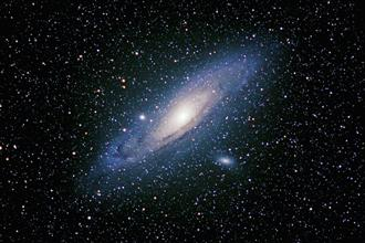 ANDROMEDA GALAXY © Stephen Girimont | Dreamstime.com