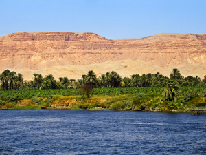 NILE RIVER, EGYPT © Airphoto | Dreamstime.com