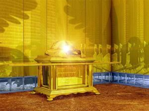 THE ARK OF THE COVENANT- ©2005 Ted Larson