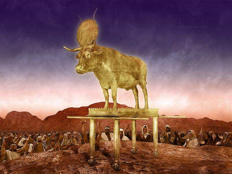 THE GOLDEN OX INCIDENT- ©2005 Ted Larson
